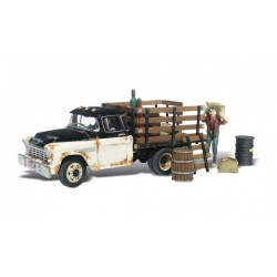 WLS-AS5335 HENRY'S HAULIN' N