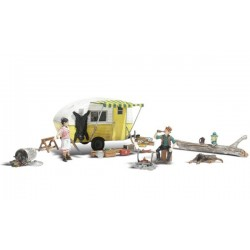 WLS-AS5541 IKE'S ICE CREAM TRUCK HO