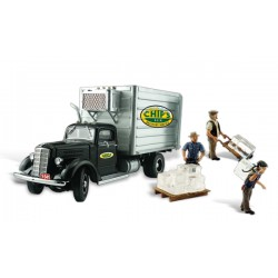 WLS-AS5557 CHIP'S ICE TRUCK HO