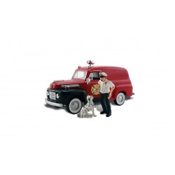 WLS-AS5559 SPARKY & THE CHIEF HO
