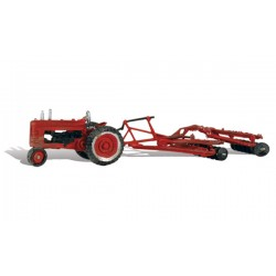 WLS-AS5564 TRACTOR & DISC HO