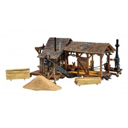 WLS-BR5044 BUZZ'S SAWMILL HO