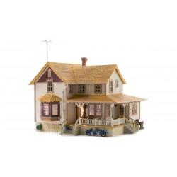 WLS-BR5046 CORNER PORCH HOUSE HO