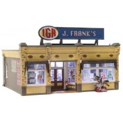 WLS-BR5050 HO J. Frank's Grocery