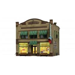 WLS-BR5053 HO Dugan's Paint Store