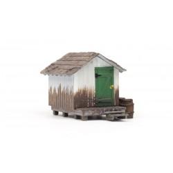 WLS-BR5058 HO Wood Shack