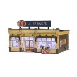 WLS-BR5851 O J. Frank's Grocery