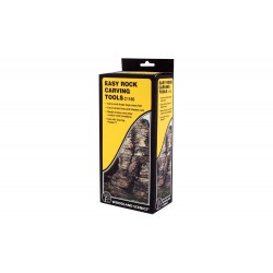 WLS-C1185 EASY ROCK CARVING TOOLS