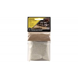 WLS-C1287 COARSE GRAY GRAVEL