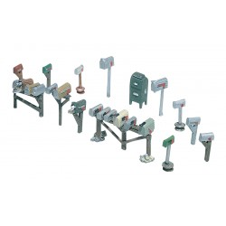 WLS-D206 ASSORTED MAILBOXES 17