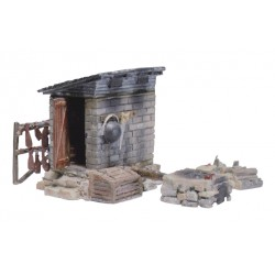 WLS-D213 SMOKEHOUSE