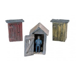 WLS-D214 OUTHOUSES + MAN 3