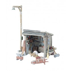 WLS-D216 TOOL SHED