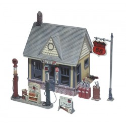 WLS-D223 GAS STATION