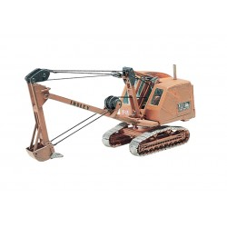 WLS-D237 BACK HOE INSLEY MODEL K
