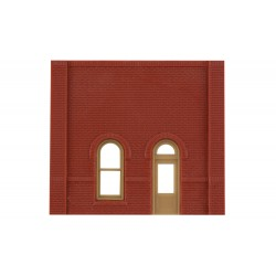 WLS-DPM30101 Street Level Arched Entry Door (x4)