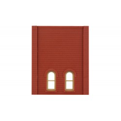 WLS-DPM30110 Two-Storey Two Lower Arched Window Wall