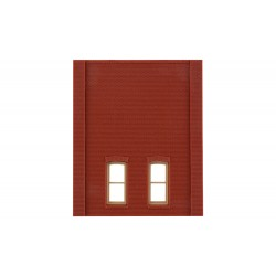 WLS-DPM30137 Two-Storey Two Lower Rectangular Window