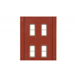 WLS-DPM30138 Two-Storey Four Rectangular Window Wall