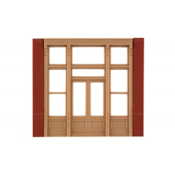 WLS-DPM30141 Street Level Victorian Entry Door (x4)