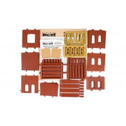 WLS-DPM35100 3-in-1 Modular Kit - 117 Pieces