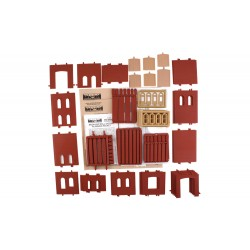 WLS-DPM35300 4-in-1 Modular Kit - 208 Pieces