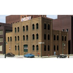 WLS-DPM36100 Arched Window Industrial Building