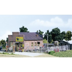 WLS-DPM40600 Harlee & Sons Cycle Shop