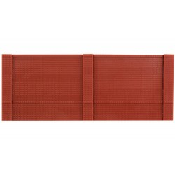 WLS-DPM60101 Street/Dock Level Blank Wall (x3)