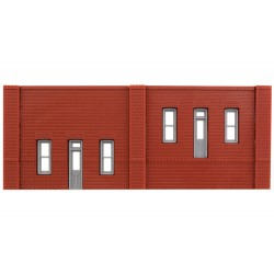 WLS-DPM60104 Street/Dock Level Entry Door (x3)