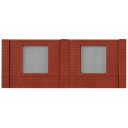 WLS-DPM60105 Dock Level Freight Doors (x3)