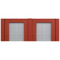 WLS-DPM60106 Street Level Freight Doors (x3)