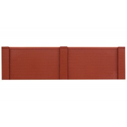 WLS-DPM60111 Single Storey Blank Wall (x3)