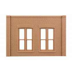 WLS-DPM90106 Double Rectangular Window