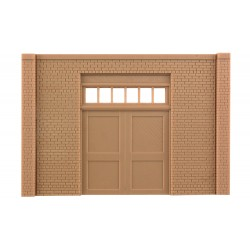 WLS-DPM90107 Street/Dock Level Freight Door