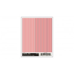 WLS-DT515 Stripes - Red