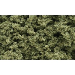 WLS-FC181 CLUMP FOLIAGE BURNT GRASS