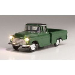 WLS-JP5590 HO Green Pickup