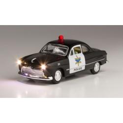 WLS-JP5593 HO Police Car