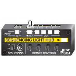 WLS-JP5680 Sequencing Light Hub