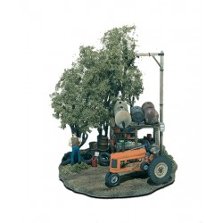 WLS-M112 TRACTOR PIT STOP