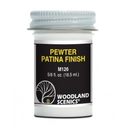 WLS-M126 PEWTER PATINA FINISH