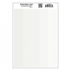 WLS-MG760 Stripes White
