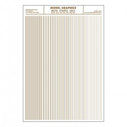 WLS-MG761 Stripes Gold
