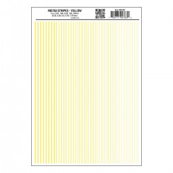 WLS-MG763 Stripes Yellow