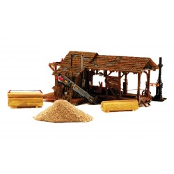 WLS-PF5195 HO Buzz's Sa mill