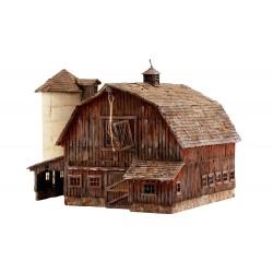 WLS-PF5211 N Rustic Barn