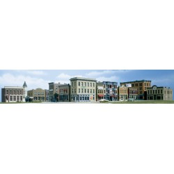 WLS-S1485 TOWN&FACTORY BUILDING SET