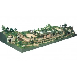 WLS-S1488 RIVER PASS SCENERY KIT