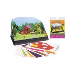 WLS-SP4243 Playhouse Kit